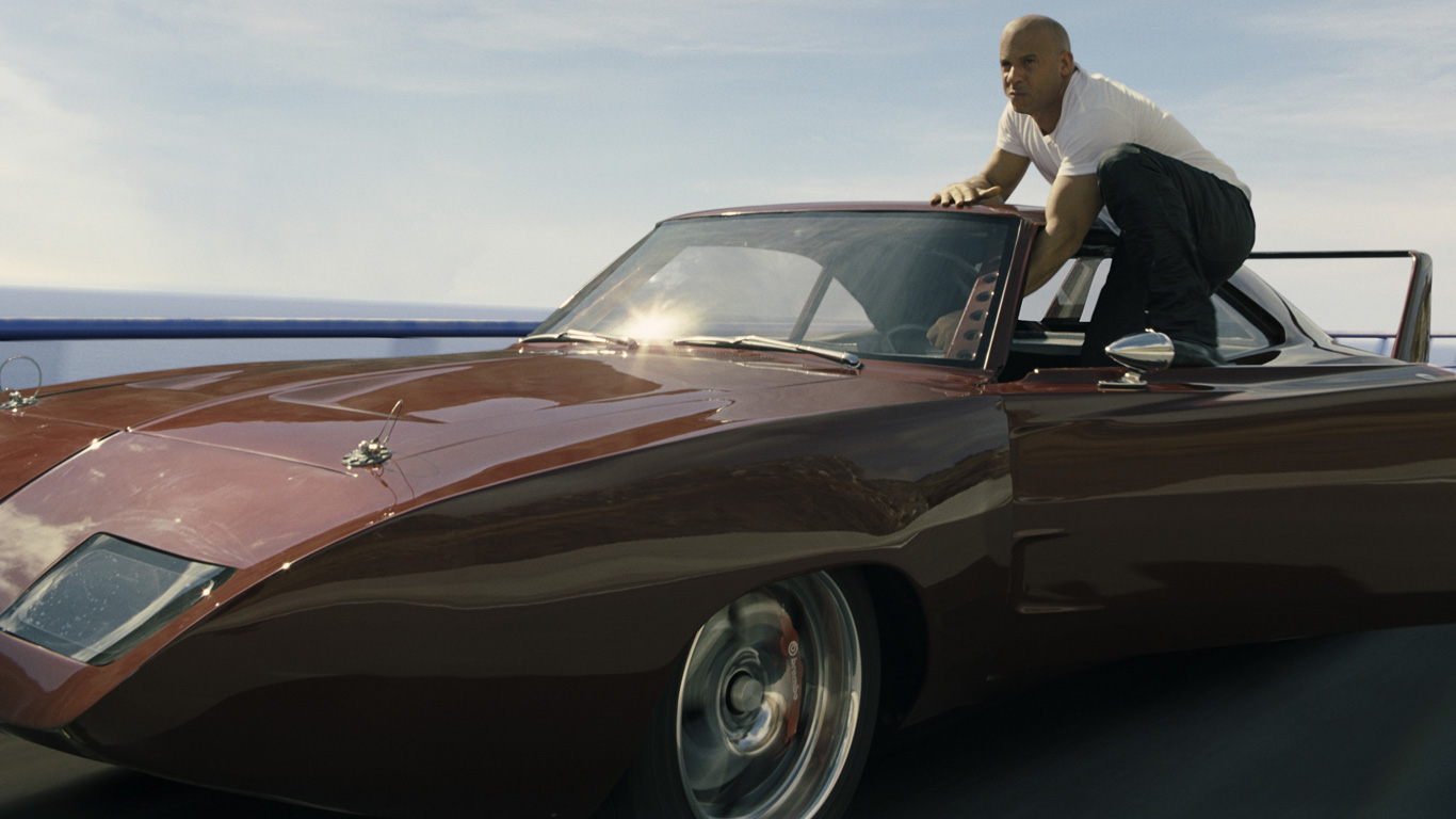 The Car Stars Of Fast Amp Furious 6 Motoring Middle East