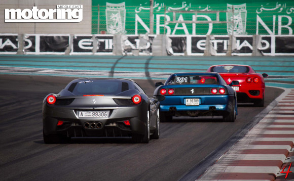 Noel's Ferrari 348 project car