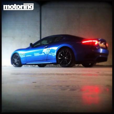 Maserati GranTurismo Sport Automatica
