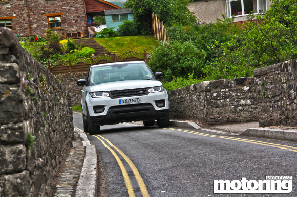 2014 Range Rover Sport Review - Motoring Middle East: Car news
