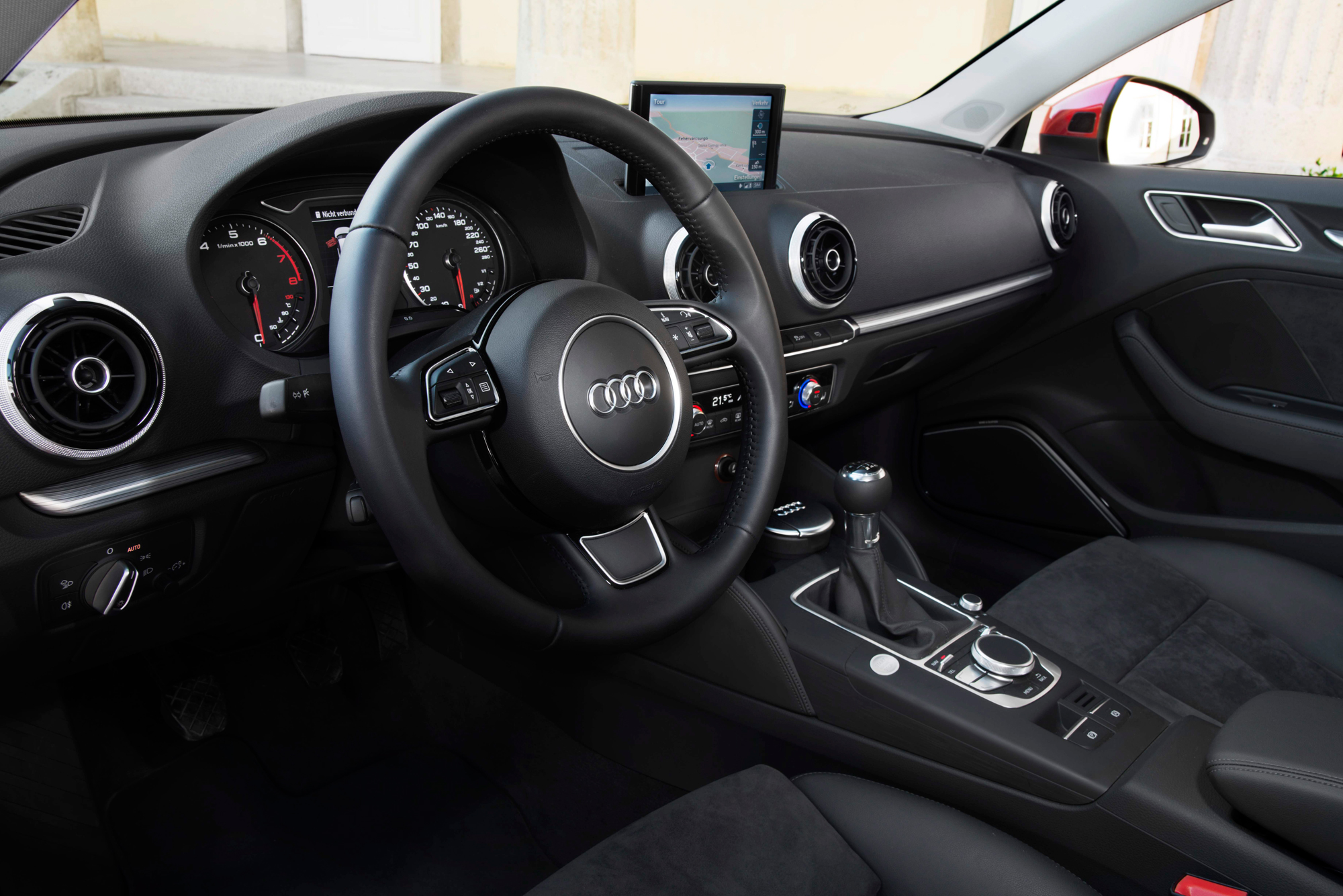 2014 Audi A3 Review Motoring Middle East Car News Reviews And