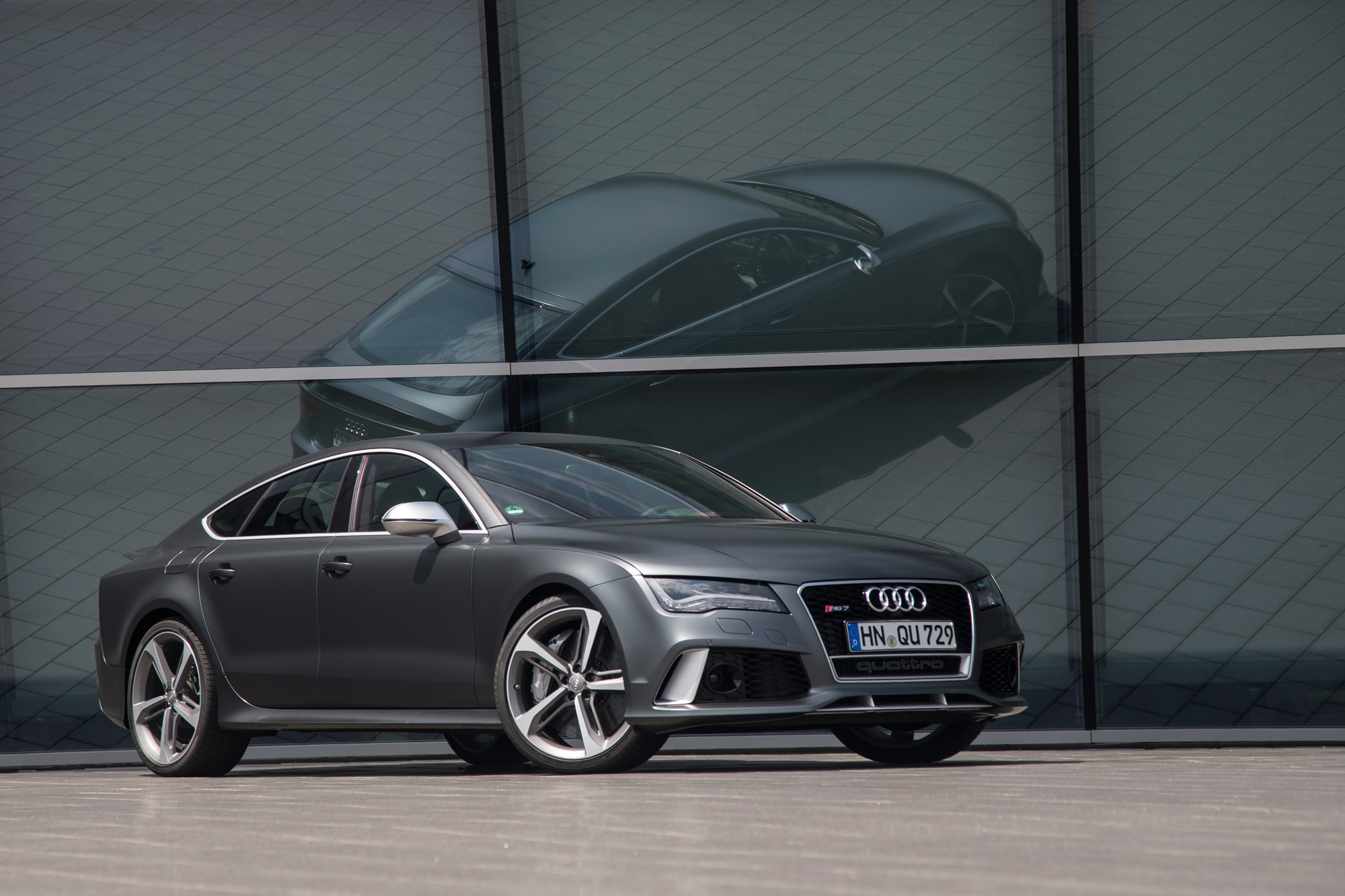 2014 audi rs7 review motoring middle east car news. Black Bedroom Furniture Sets. Home Design Ideas