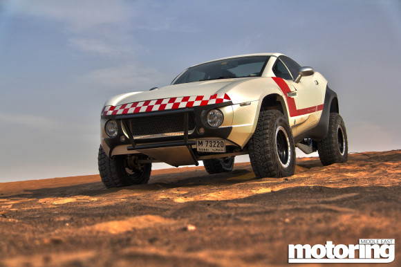 Rally Fighter in Dubai