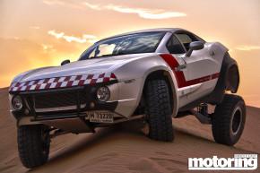 Rally Fighter in Dubai