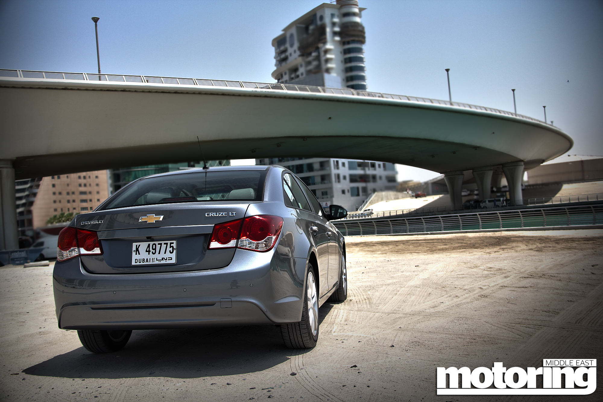 2013 Chevrolet Cruze Review Motoring Middle East Car News