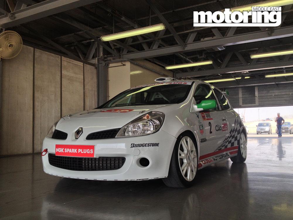 Clio Cup Car Joins Dubai Autodrome Experience - Motoring ...