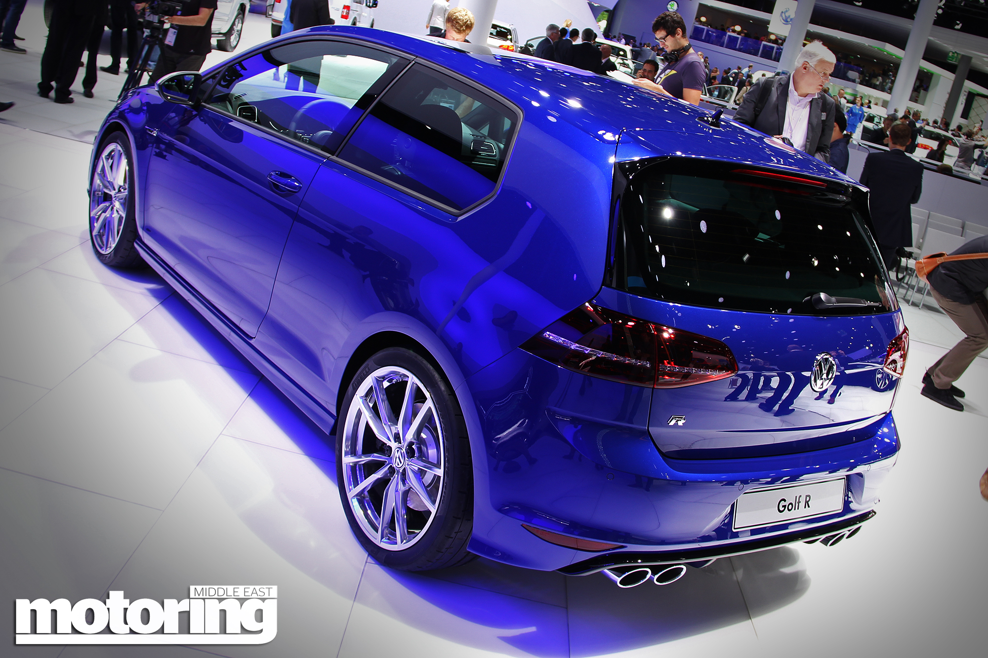 Frankfurt 2013 Volkswagen Golf R Motoring Middle East Car News Reviews And Buying Guidesmotoring Middle East Car News Reviews And Buying Guides
