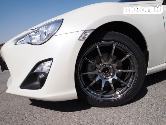 Toyota 86 Wheels