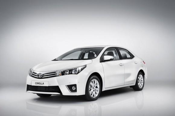 2013 Toyota Corolla Europe