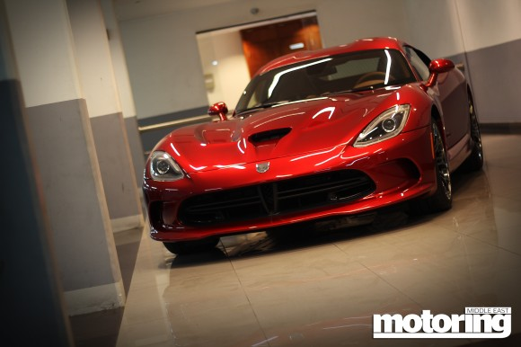 First Dodge SRT Viper V10 in Dubai, UAE