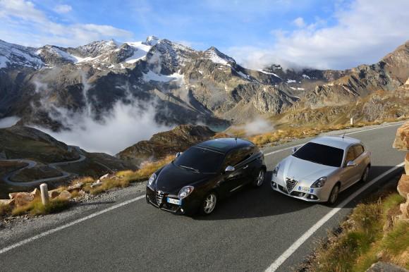 2014 Alfa Romeo Giulietta & MiTo
