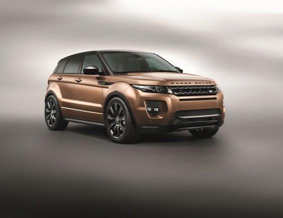 14 MY Range Rover Evoque_Zanzibar_Bronze