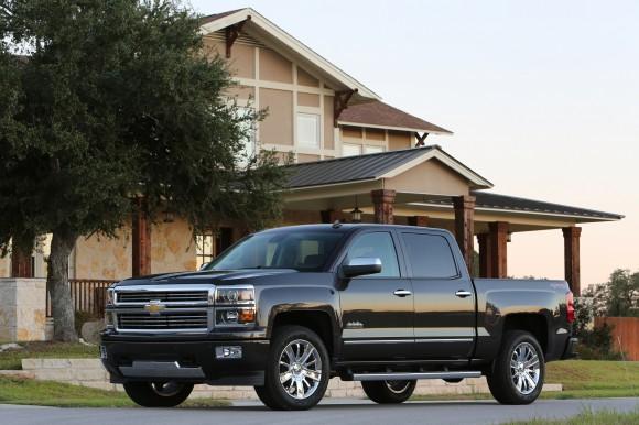 2014 Chevrolet Silverado HighCountry