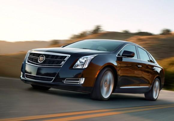 Cadillac XTS V Sport