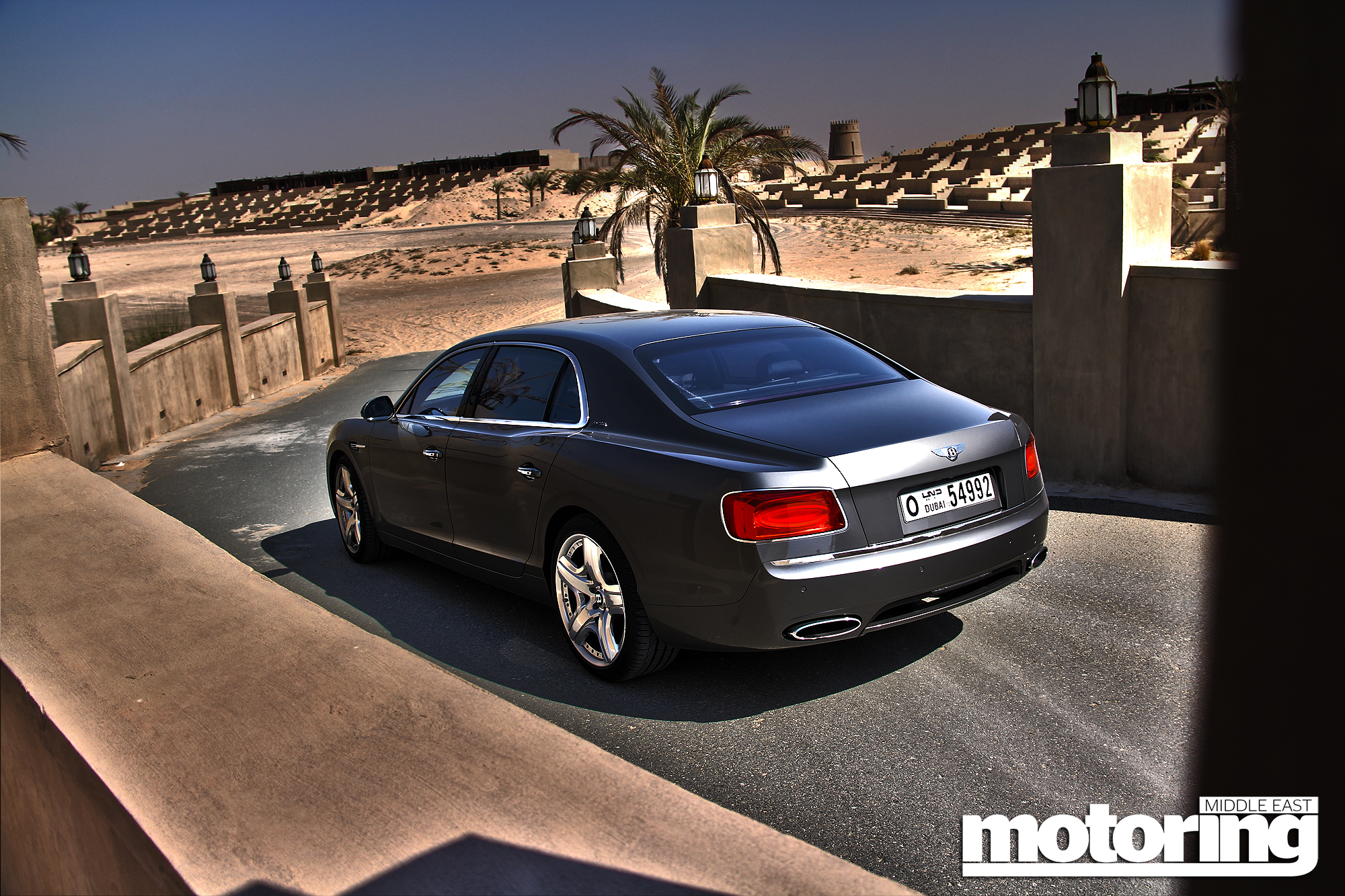2014 Bentley Flying Spur Review Motoring Middle East