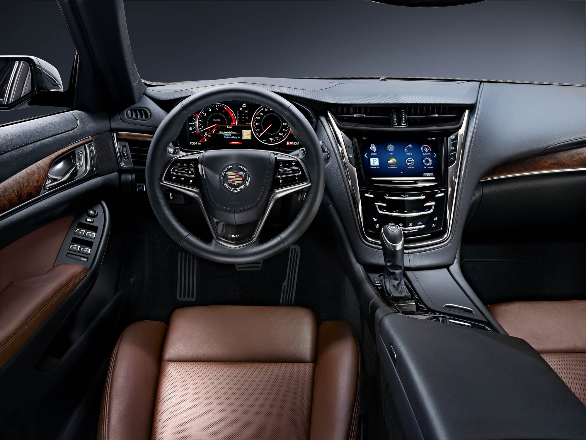 2014 Cadillac Cts V6 First Drive Motoring Middle East Car News