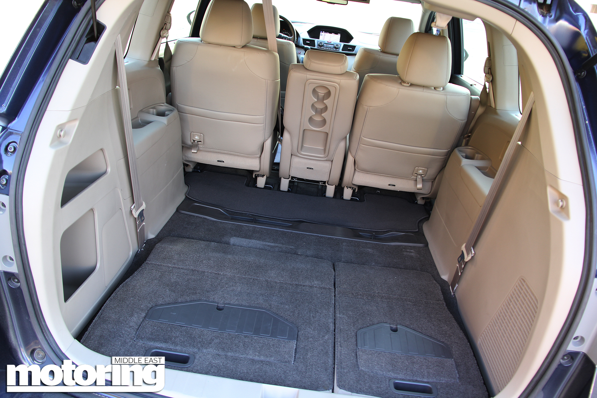 2014 Honda Odyssey Review - Motoring Middle East: Car news, Reviews and Buying guidesMotoring ...