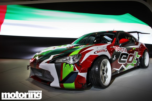 Toyota Emirates Drift Team