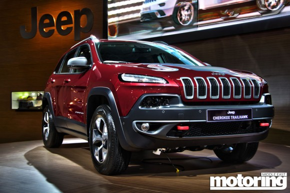 Jeep Roundtable Cherokee