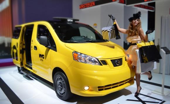 Nissan Smart Hybrid Taxi