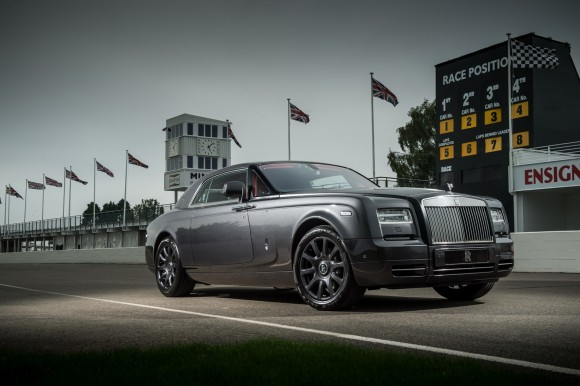 Rolls-Royce Chicane Edition Phantom Coupe