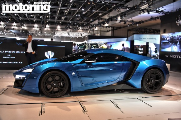 W Motors Lycan Hypersport
