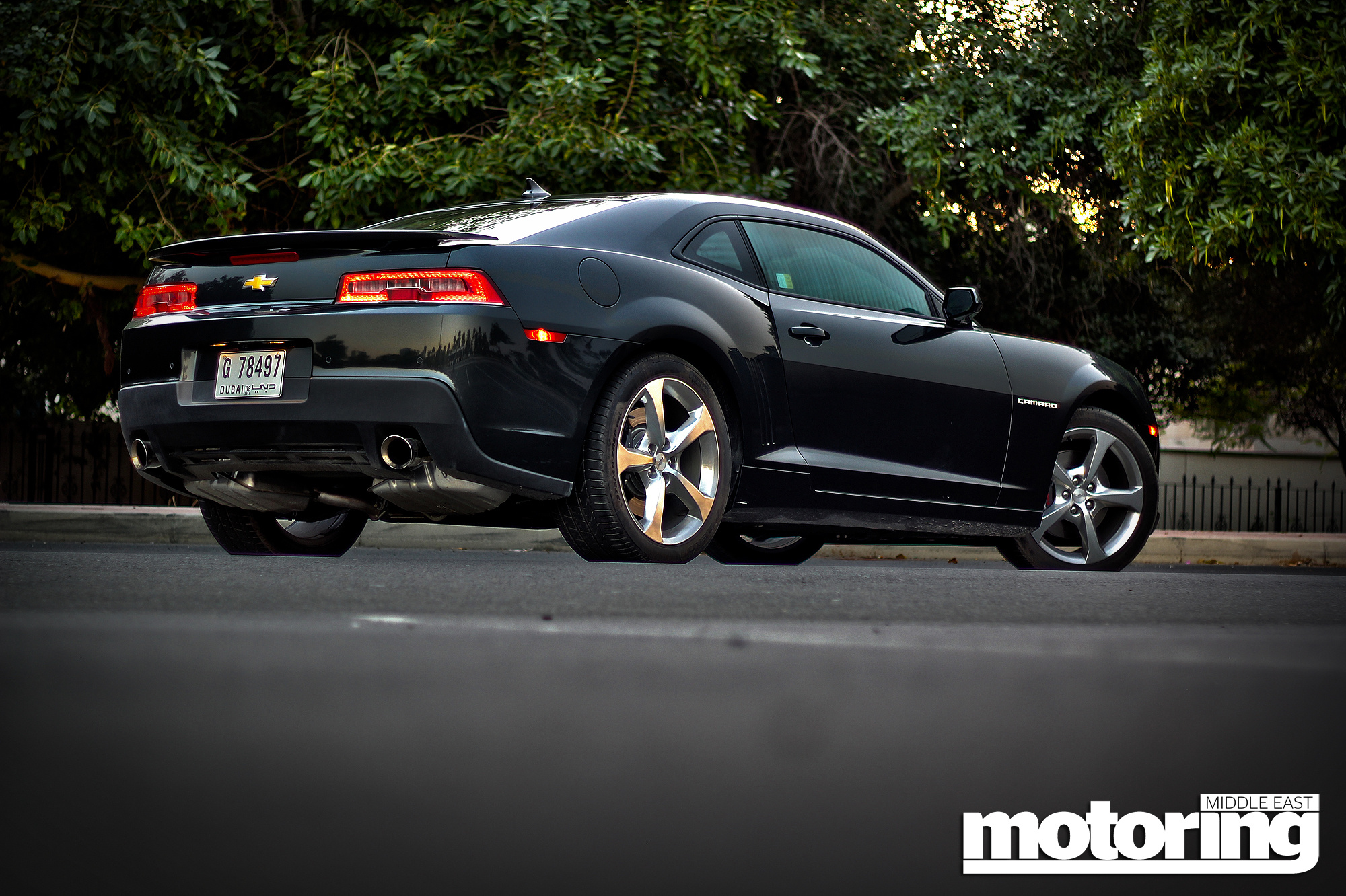 2014 chevrolet camaro ss review motoring middle east car news reviews and buying. Black Bedroom Furniture Sets. Home Design Ideas