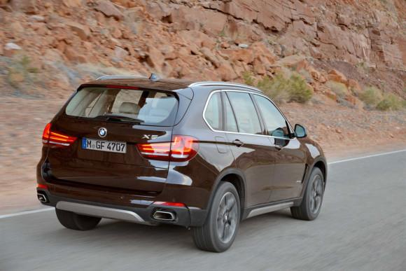 2014 BMW X5 50i M Sport