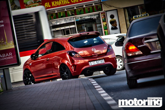 2014 Opel Corsa OPC