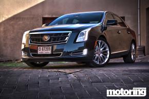 Cadillac XTS V-Sport