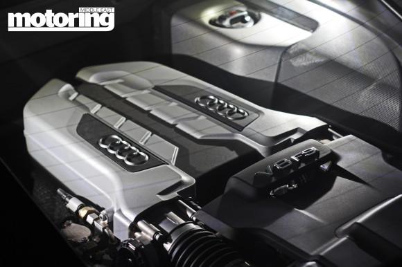 2013 Audi R8 V8