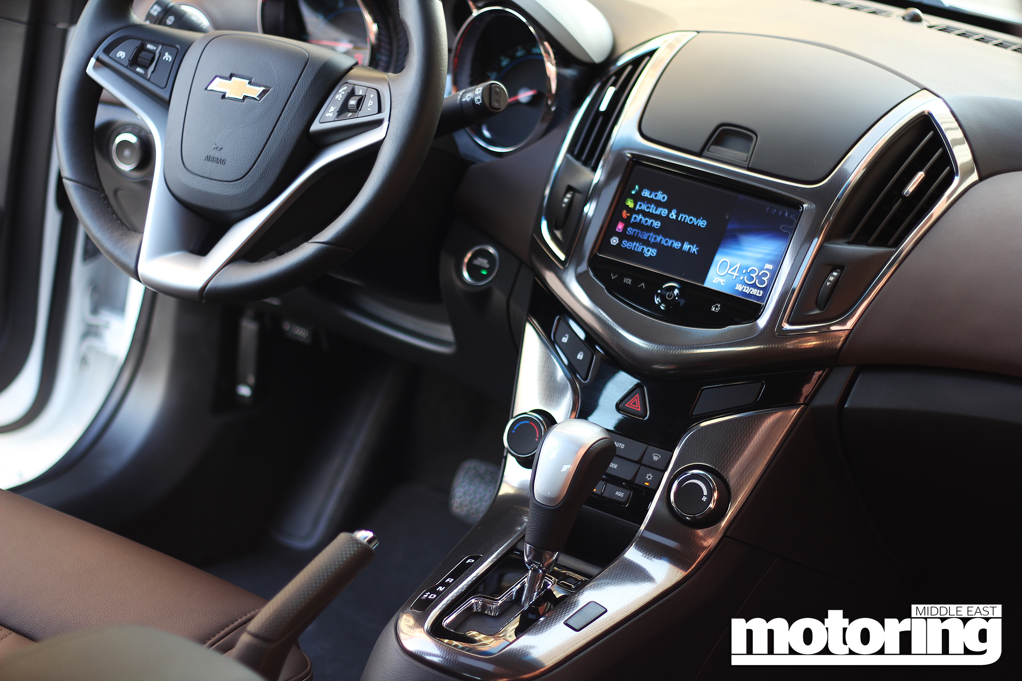 My Link Chevrolet >> Chevrolet Mylink In The Cruze How Does It Work Motoring