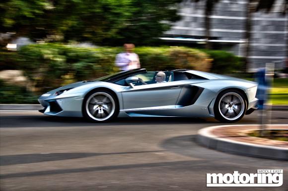 Lamborghini Parade in Dubai to mark 50th anniversary of the marque