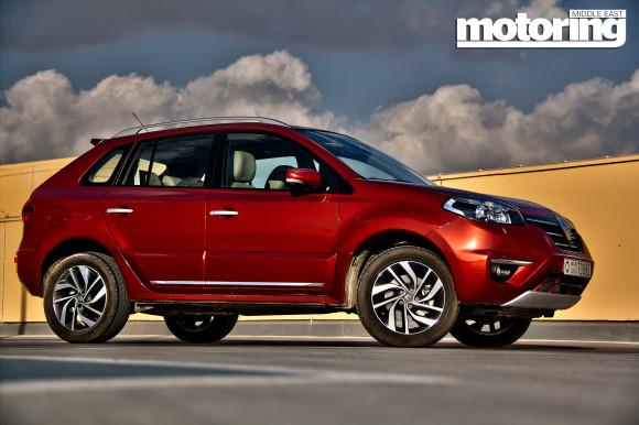 Renault Koleos AWD