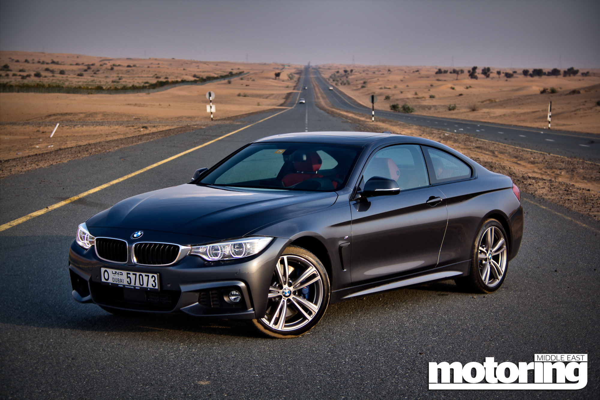 2014 Bmw 435i Reviewmotoring Middle East Car News Reviews And 1966 Pontiac Catalina Wiring Diagram Coupe M Sport Review In Dubai