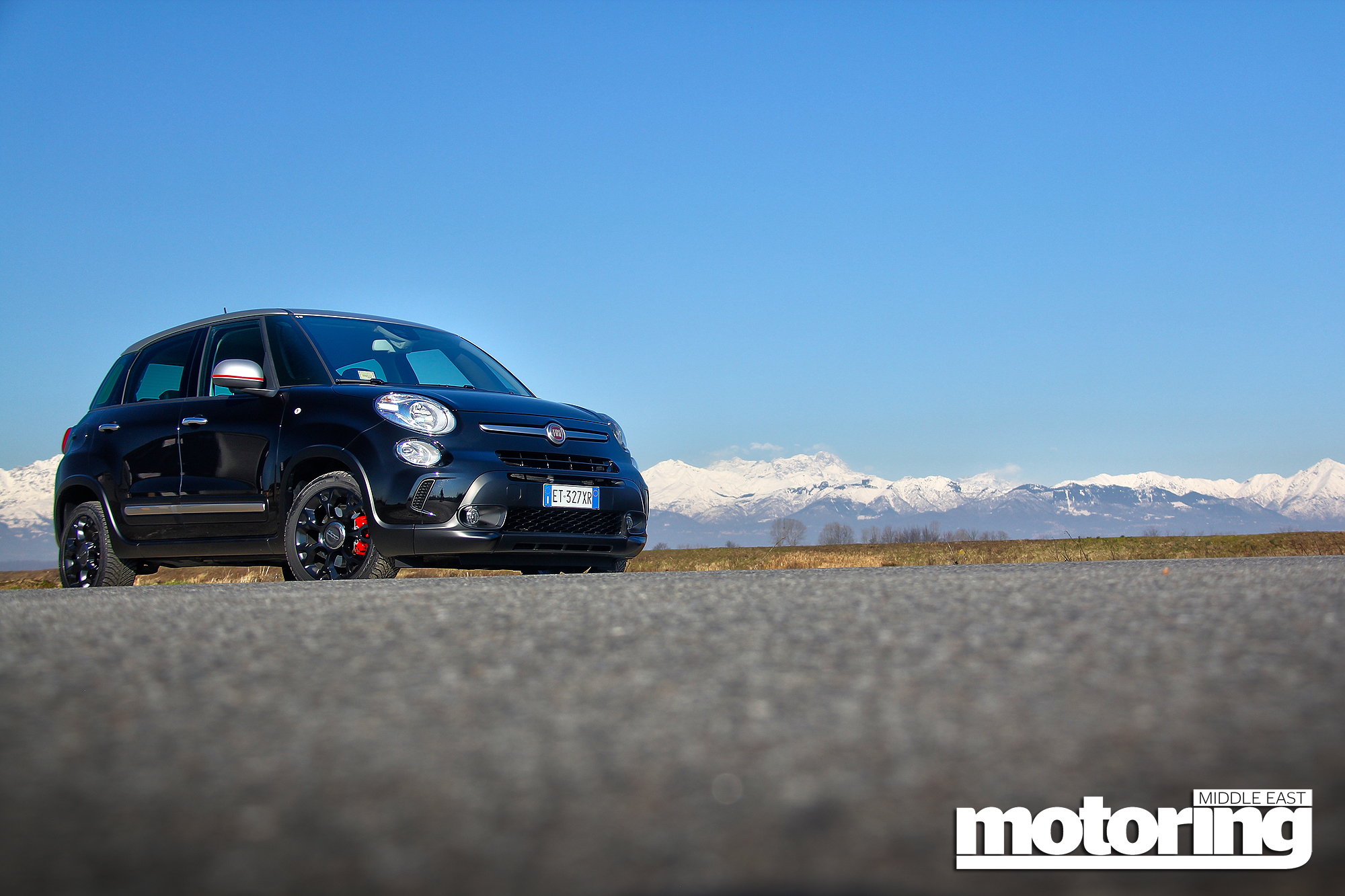 2014 Fiat 500l Trekking Middle East Launch Spec And Price With