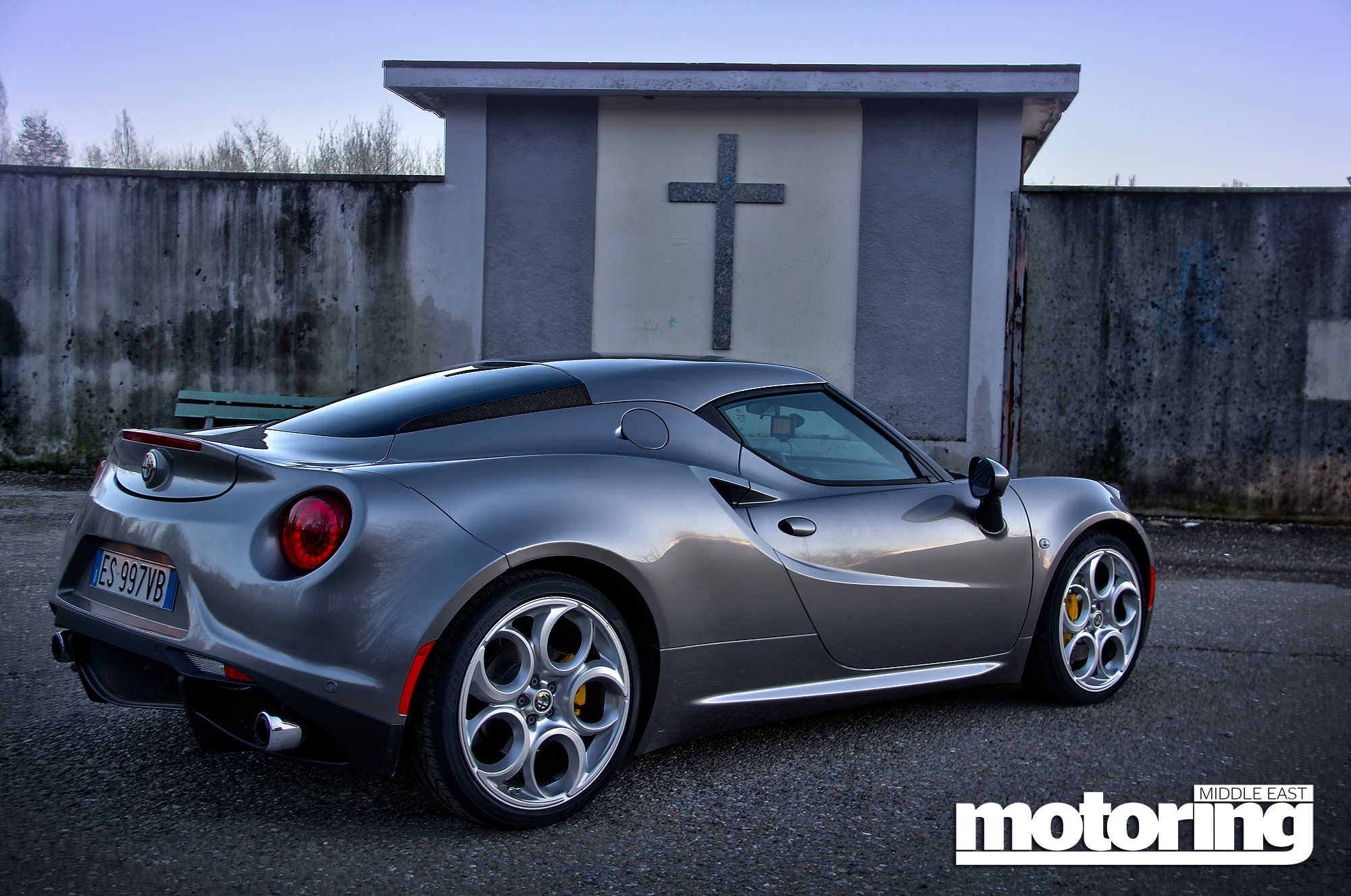 2014 alfa romeo 4c first drive reviewmotoring middle east: car news