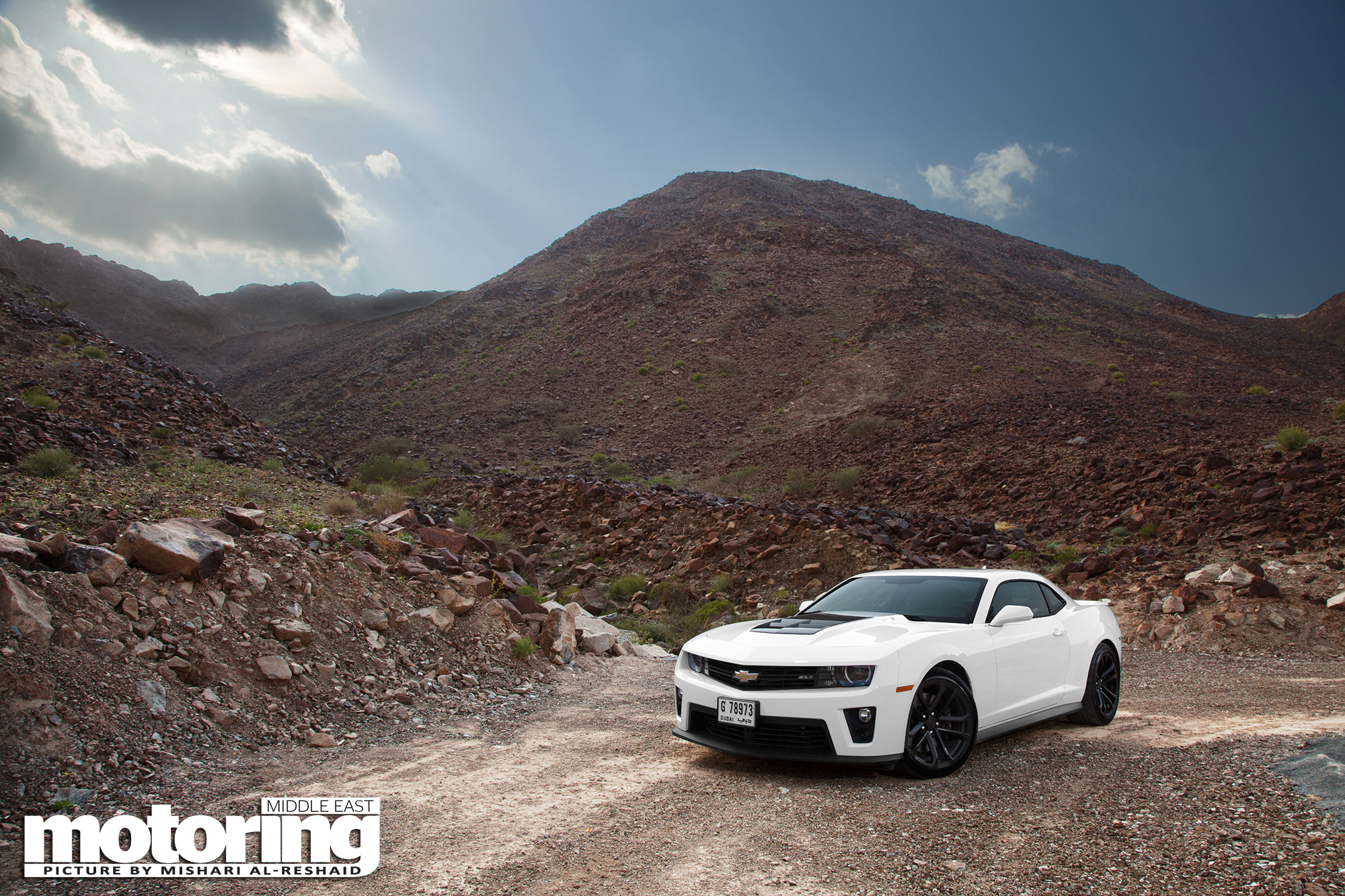 2014 Chevrolet Camaro Zl1 Middle East Price Spec Amp Reviewmotoring Middle East Car News