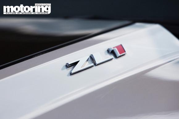 2014 Chevrolet Camaro ZL1 in UAE