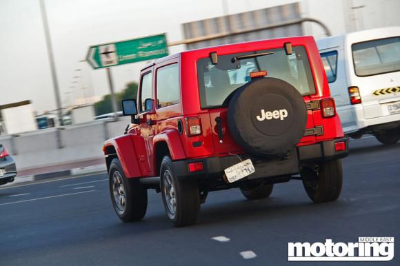 MME Jeep Wrangler