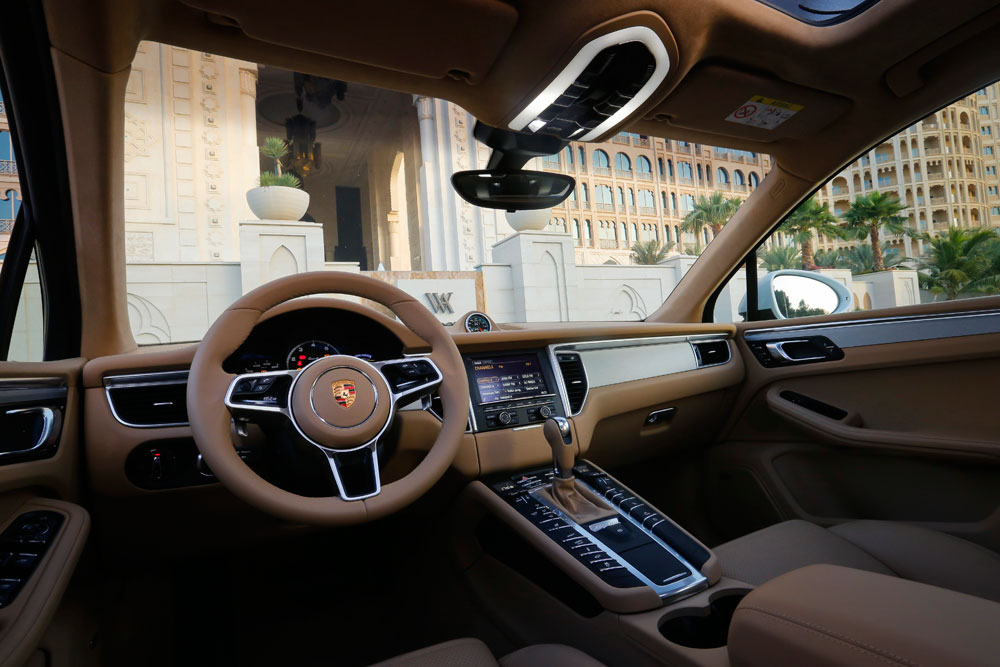 2014 Porsche Macan Turbomotoring Middle East Car News Reviews And
