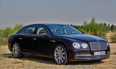 2014 Bentley Continental Flying Spur review