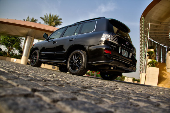 Lexus LX570 Supercharged