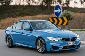 2015 BMW M3 & M4 first drive global press launch