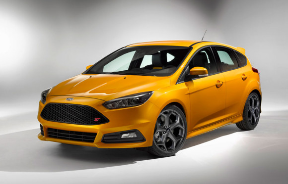 East Orange Focus >> 2015 Ford Focus St Gets Even Better Handlingmotoring Middle East