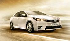 Toyota Corolla Limited Platinum