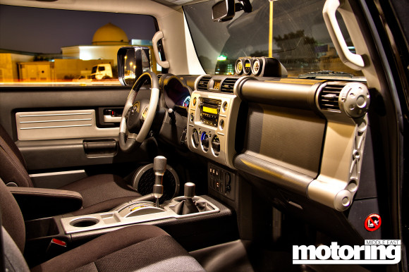 Toyota FJ Cruiser Street limited edition