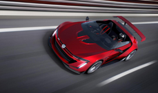 VW Woerthersee GTI Roadster Concept