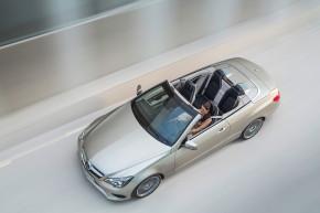 2014 Mercedes E-Class Cabriolet