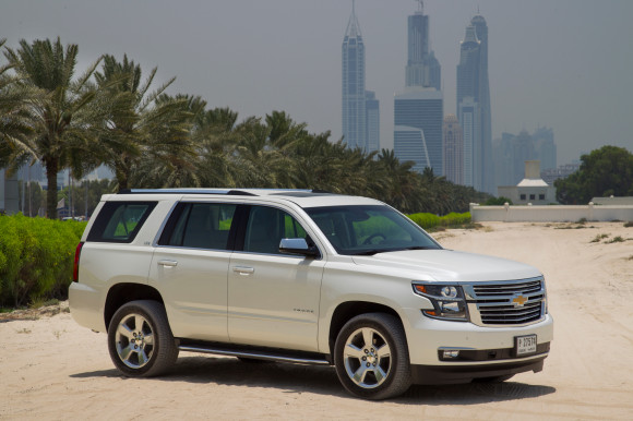 2015 Chevrolet Tahoe review